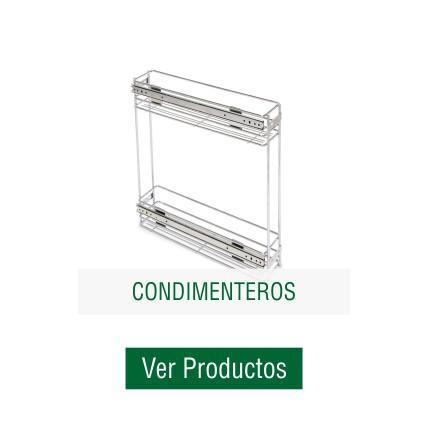 Tu Herraje | Condimenteros