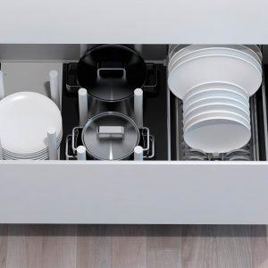 Sistemas para gavetas y Gavetones